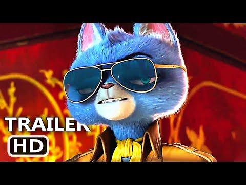AGENTES SELVAGENS Trailer Brasileiro DUBLADO (Animação, 2020)