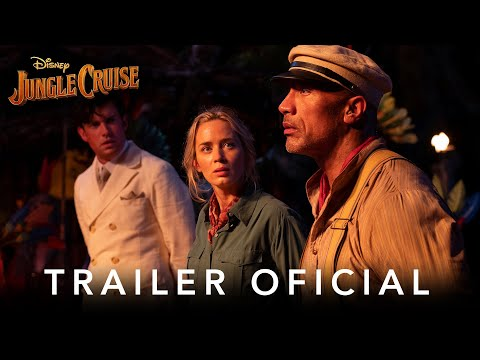 Jungle Cruise, da Walt Disney Studios | Trailer Oficial Legendado