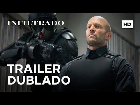 Infiltrado   26 de Agosto nos Cinemas   Trailer Dublado