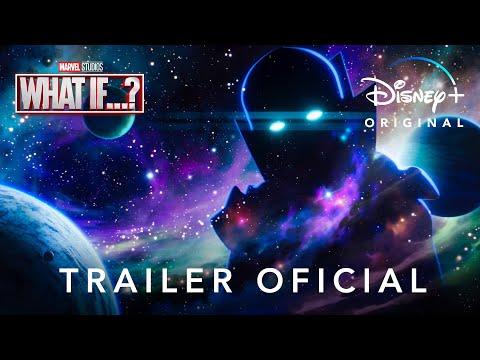 What If...? | Marvel Studios | Trailer Oficial Legendado | Disney+
