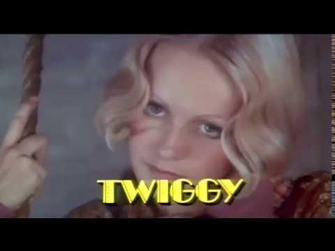 TRAILER: O 'Boyfriend' (O Namoradinho) (The Boyfriend, 1971), Twiggy