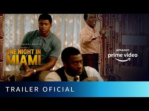 Uma Noite Em Miami | Trailer oficial | Amazon Prime Video