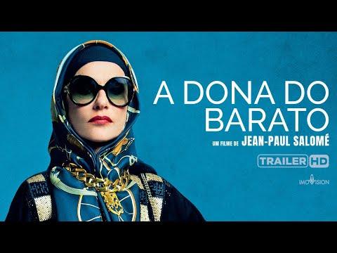 A Dona Do Barato - Trailer Original - Legendado