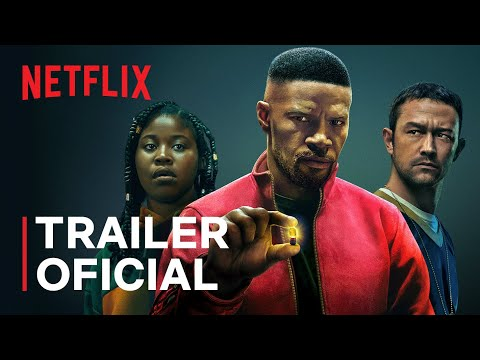 Power, com Jamie Foxx | Trailer oficial | Netflix