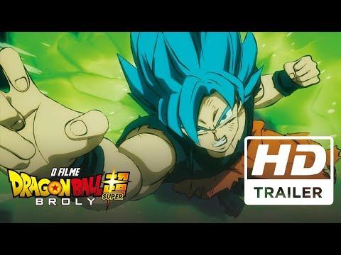 Dragon Ball Super Broly O Filme | Trailer Oficial 2 | Dublado HD