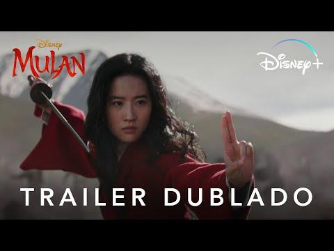 Mulan | Trailer Oficial Dublado | Disney+