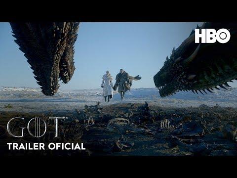 Game of Thrones | 8a. Temporada | Trailer Oficial (HBO)