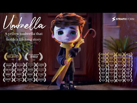 UMBRELLA Animated Short | Official Trailer