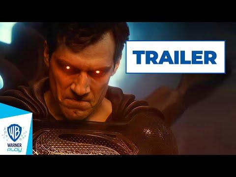 Liga da Justiça de Zack Snyder - Trailer Oficial (Legendado)
