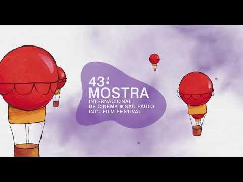 Vinheta da 43ª Mostra Internacional de Cinema