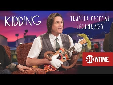Kidding • Trailer 1ª Temporada (legendado)