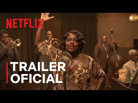 A Voz Suprema do Blues   Trailer oficial   Netflix