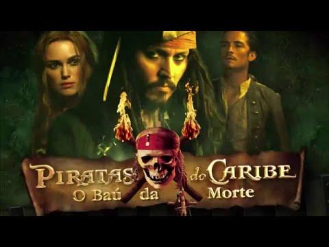 Piratas Do Caribe 2 O Baú Da Morte Trailer