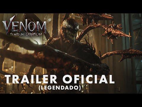 Venom: Tempo de Carnificina   Trailer Oficial Legendado   07 de outubro exclusivamente nos cinemas.