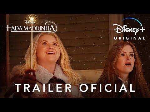 Fada Madrinha | Trailer Oficial Legendado | Disney+