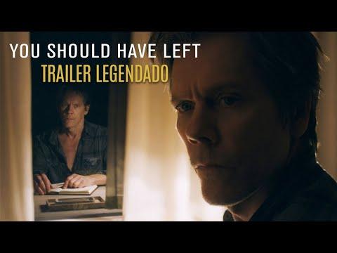 Você Deveria Ter Partido • Trailer Legendado