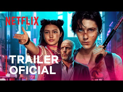 Kate   Trailer oficial   Netflix