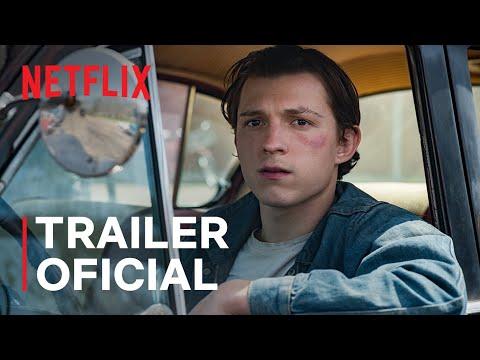 O Diabo de Cada Dia com Tom Holland e Robert Pattinson   Trailer oficial   Netflix