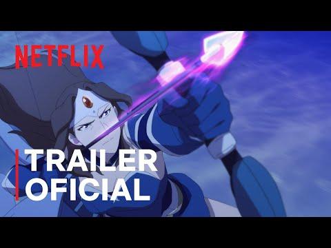 DOTA: Dragon's Blood | Trailer oficial | Netflix