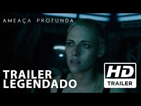 Ameaça Profunda | Trailer Oficial | Legendado HD