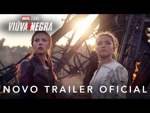 Viúva Negra   Marvel Studios   Trailer Oficial Legendado