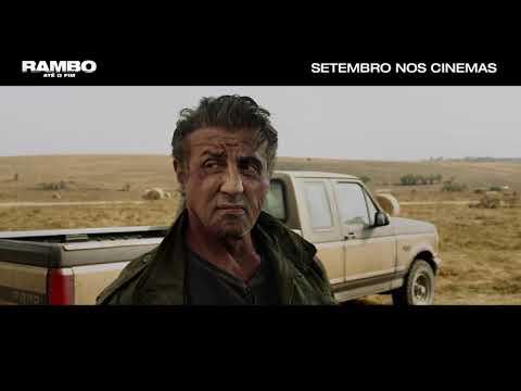 Rambo: Até o Fim | Trailer Legendado
