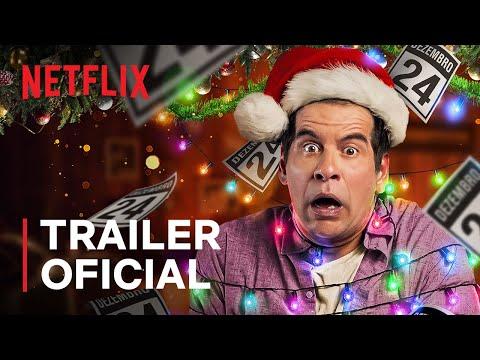 Tudo Bem no Natal que Vem | Trailer | Netflix Brasil