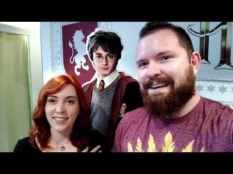 01- Vlog Evento de Moda Riachuelo - Harry Potter