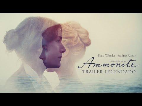 Ammonite • Trailer Legendado
