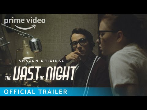 The Vast Of Night – Official Trailer | Prime Video