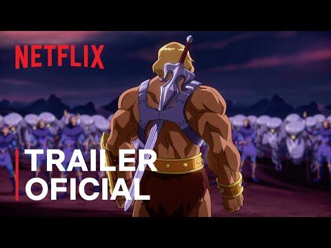 Mestres do Universo: Salvando Eternia – Parte 1 | Trailer oficial | Netflix