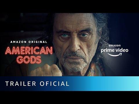 American Gods Temporada 3 | Trailer Oficial | Amazon Prime Video