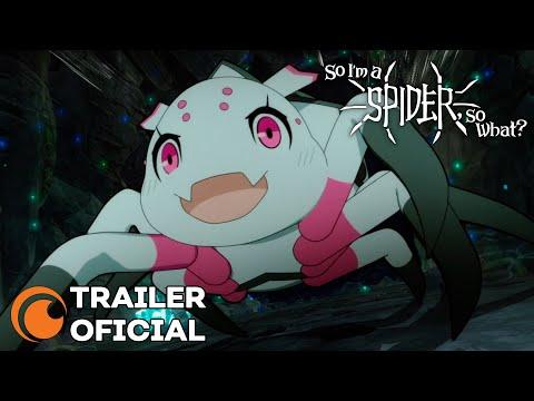 So I'm a Spider, So What? | TRAILER OFICIAL 2