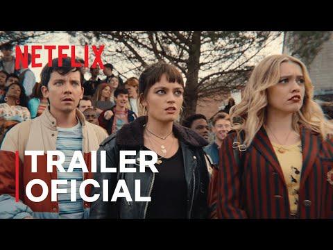 Sex Education   Temporada 3   Trailer oficial   Netflix