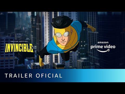 Invincible   Trailer Oficial   Amazon Prime Video