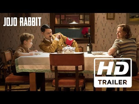Jojo Rabbit | Trailer Oficial | Legendado HD