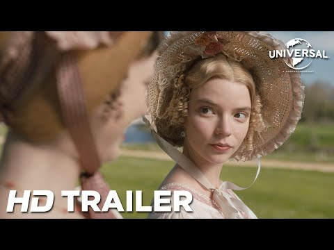 EMMA - Official Trailer (Universal Pictures) HD