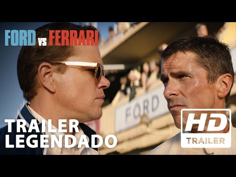 Ford vs Ferrari | Trailer Oficial 2 | Legendado HD