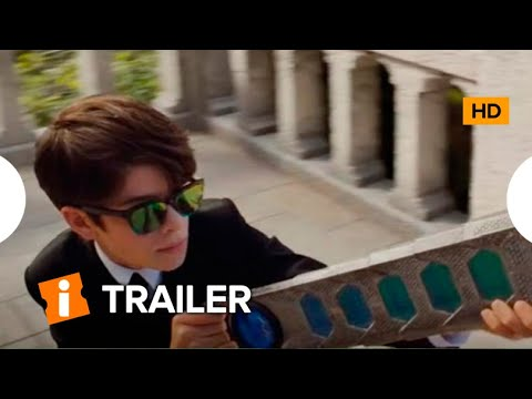 Artemis Fowl - O Mundo Secreto | Trailer 2 Legendado