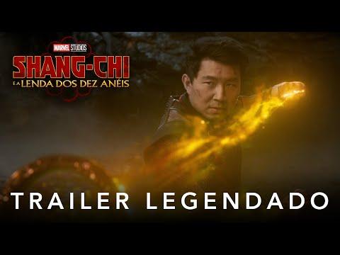 Shang-Chi e a Lenda dos Dez Anéis   Marvel Studios   Trailer 2 Oficial Legendado