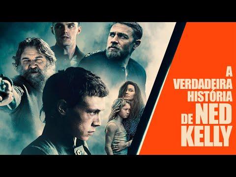 A Verdadeira História De Ned Kelly - Trailer