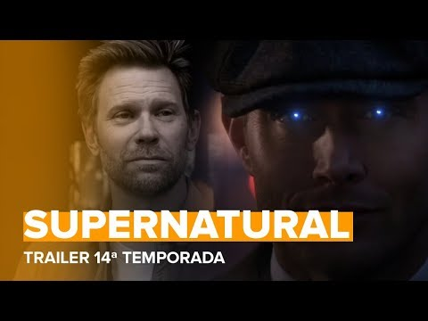SUPERNATURAL | Trailer 14ª Temporada
