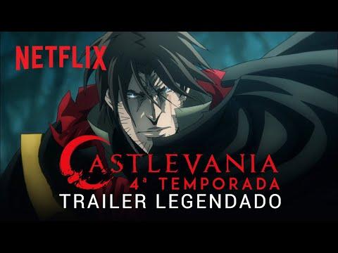Castlevania • Trailer 4ª Temporada (legendado)