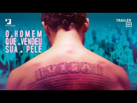 O Homem Que Vendeu Sua Pele (trailer oficial)