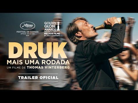 DRUK - MAIS UMA RODADA | Trailer Oficial