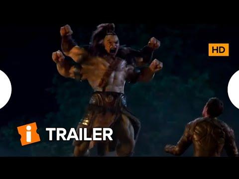 Mortal Kombat | Trailer Legendado