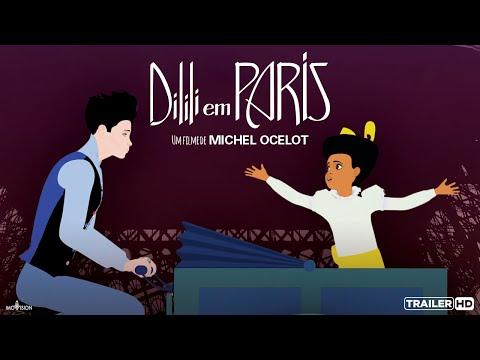 Dilili em Paris - Trailer Dublado