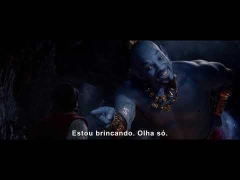 Aladdin - Trailer Legendado - 23 de maio nos cinemas.