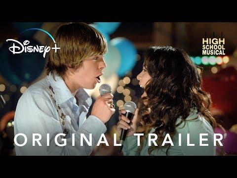 High School Musical   Original Trailer   Disney+