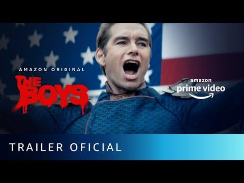 The Boys Temporada 2 | Trailer Oficial | Amazon Prime Video